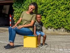 Naima is een knokkende inspiratiebron binnen de Tilburgse Quiet Community