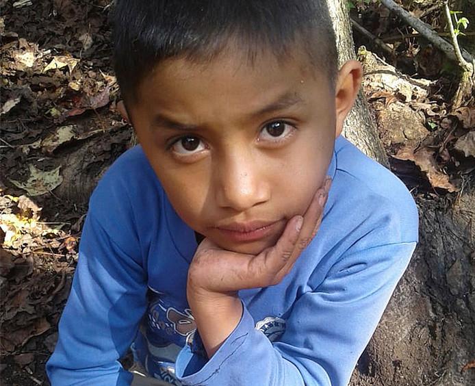 De op kerstavond overleden Felipe Gomez Alonzo.