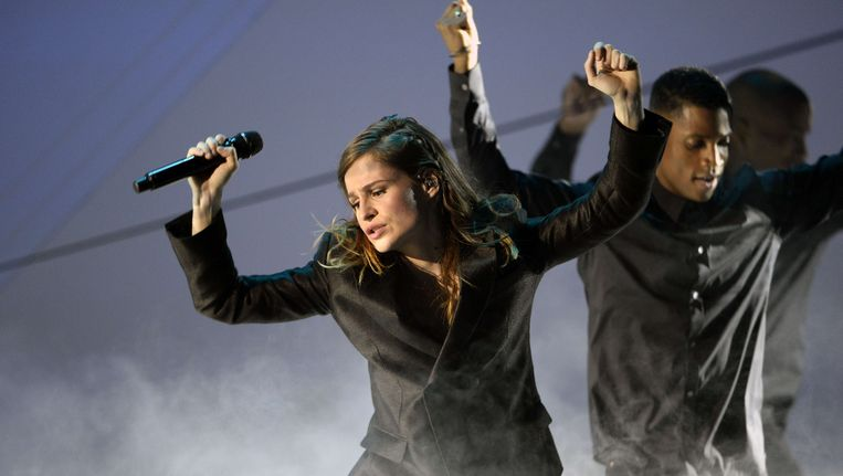 Christine and the Queens. Beeld AFP