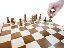 Ik wilde alleen een schaakbord. 'Geen stukken?', vroeg een strenge vrouw met hoog haar