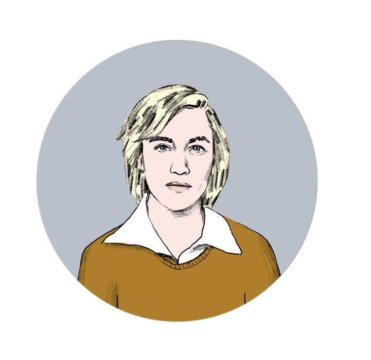 Charlotte Bouwman Beeld Jip van den Toorn