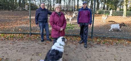 Vrijwilligers willen vanaf 1 mei zélf beslissen over hertenkampje op landgoed De Beek
