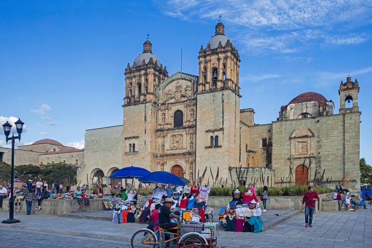 Roman: 'Ik ben verliefd op Oaxaca: de muziek, de keramiek, het eten!' Beeld © Marica van der Meer