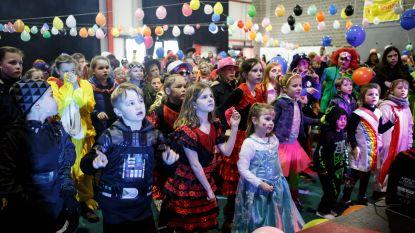 Kindercarnaval trekt zaterdag opnieuw door de straten van Oostkamp