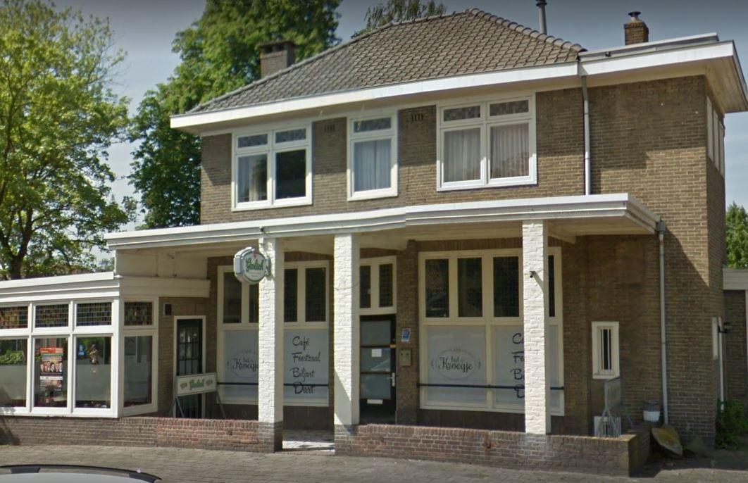 Café Het Kroegje in Almelo.