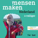 Iman is boegbeeld van het Rode Kruis in de campagne Mensen maken Nederland.
