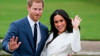 """Pakket met wit poeder voor prins Harry en Meghan Markle: """"Racistisch haatmisdrijf"""", oordeelt politie"""