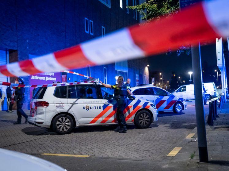 Man overleden na schietpartij in Rotterdam