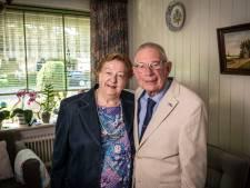 Het geheim van het diamanten paar Janke en Wiebe in Oldenzaal: 'Samen dingen doen én een eigen leven leiden'