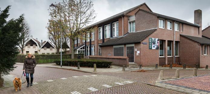 Het oude kantoor van woningbouwvereniging Zayaz in Den Bosch.