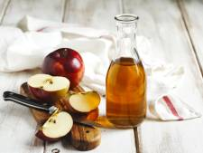 Voorzichtigheid geboden met appelciderazijn