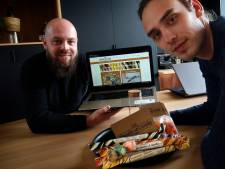 Wesley (31) en Robert (25) begonnen een webshop in authentiek snoep: 'Wie lust dat nou niet?'