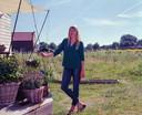 Marjolein Jonker verhuist volgend jaar van Alkmaar naar Olst. Ze heeft daar een plekje in de nieuwe woonwijk Olstergaard bemachtigd.