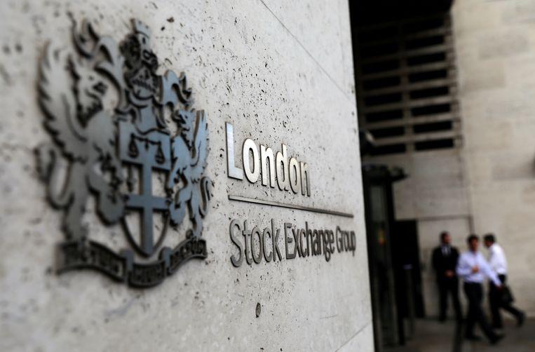 De leiding van de beurs van Londen zag een overnamebod vanuit Hong Kong niet zitten. REUTERS/Neil Hall/File Photo