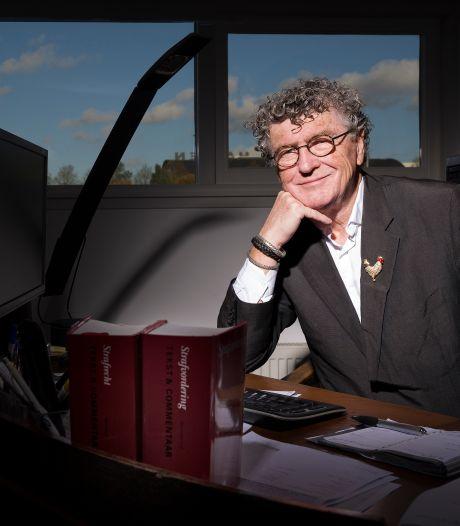 Advocaat Pieter van der Kruijs stopt: 'Als het krom is, ga ik het niet recht lullen'