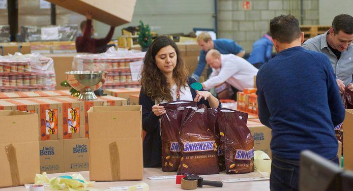Ook bij de Voedselbank in Veghel wachten ze op de nieuwe subsidies van Meierijstad.
