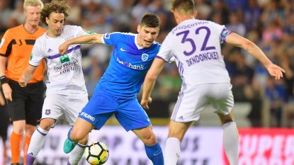 LIVE: Twee prima kansen voor Malinovskyi, paal en Sels verijdelen nieuwe Genkse voorsprong (1-1)