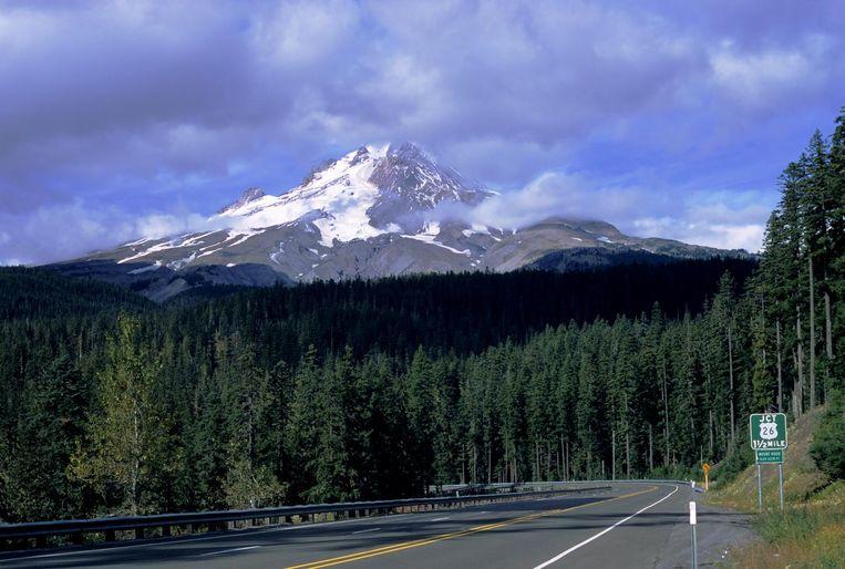 Oregon Beeld Steve Minkler