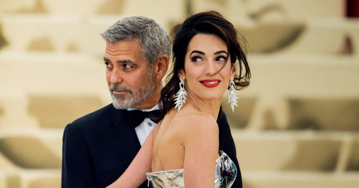 """Les confidences surprenantes de George Clooney: """"Si je l'avais fait, ma femme m'aurait tué"""" - 7sur7"""