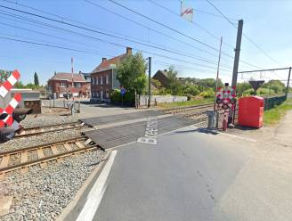 Overweg aan station van Herne drie dagen afgesloten voor werken