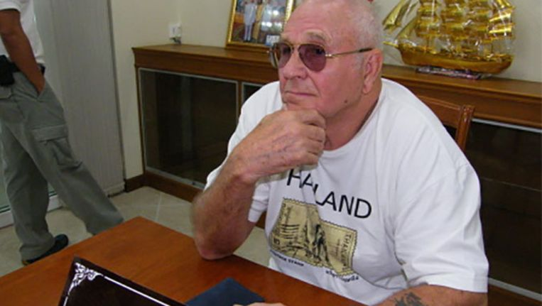 Roderick McDonald. Beeld Thailand Police