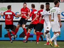 Nieuwe nederlaag voor moeizaam spelend NAC: 2-1