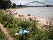 Waalstrand van natuurgebied tot partylocatie: 'Onschuldige mensen krijgen zomaar een klap'
