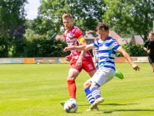 Forse nederlaag voor gehavend FC Dordrecht in oefenduel met De Graafschap: 4-0