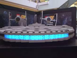 Timelapse toont hoe Millennium Falcon wordt gebouwd met 250.000 Legoblokjes