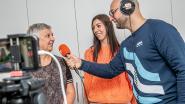 MNM-presentator Brahim bezoekt toekomstige bruid Celine