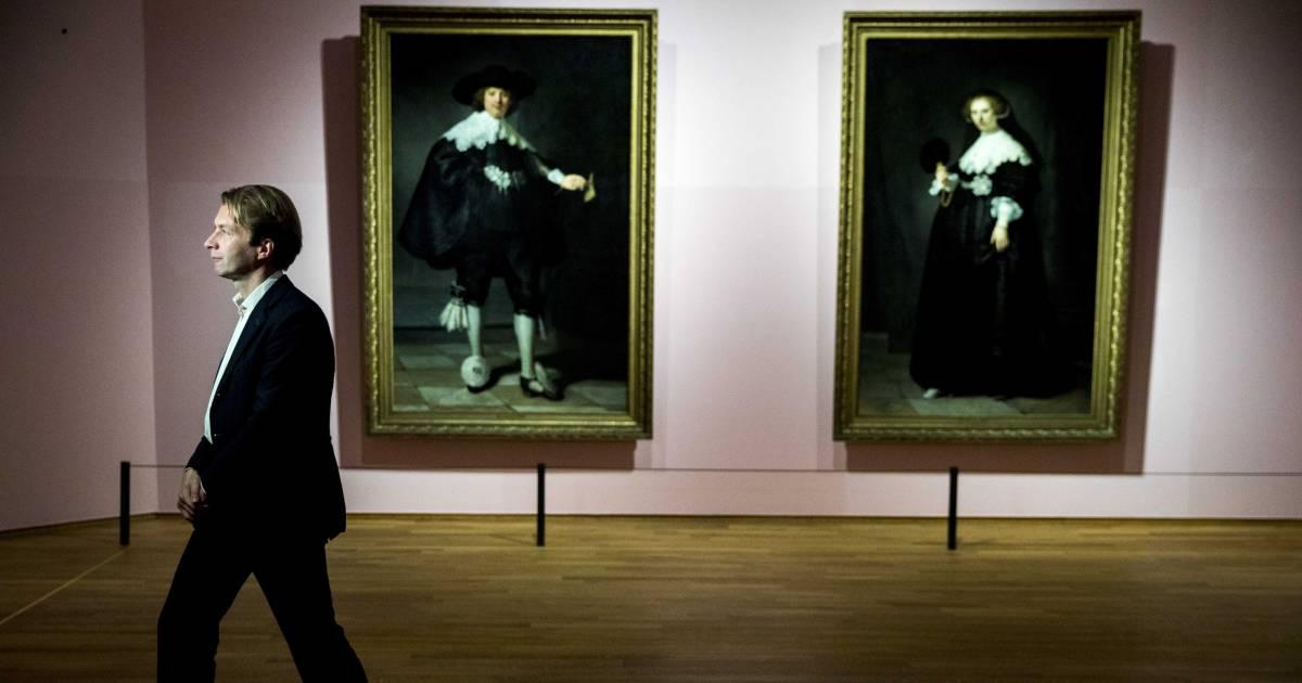 Slavernijkunst was letterlijk onzichtbaar in Rijksmuseum | Show - AD.nl