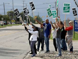 Eerste staking in 12 jaar bij General Motors: bijna 50.000 werknemers leggen werk neer in VS