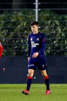 Helmond Sport had al lang in het linkerrijtje moeten staan, maar ook tegen Jong PSV lukt het niet: 'Extra zuur'