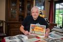 Danny Geerts brengt een boek uit over Beerschot en de Olympische Spelen.