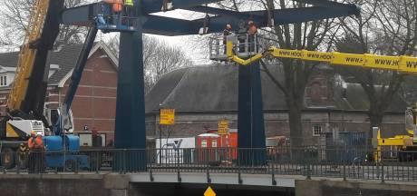Ophaalconstructie is terug, maar waarom blijft de Orthenbrug voorgoed dicht?