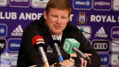 """Vanhaezebrouck, die meteen enkele sleutelpionnen moet missen: """"Kortrijk is altijd een moeilijke verplaatsing"""""""