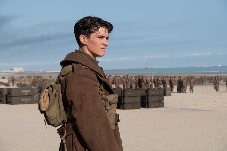 Een scène uit 'Dunkirk'. Beeld rv Courtesy of Warner Bros. Picture