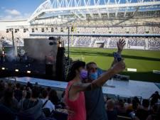 Premier concert en plein air pour spectateurs vaccinés à Tel-Aviv