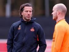 Faber kwam bij PSV altijd weer terug: 'Een hartelijk mens'