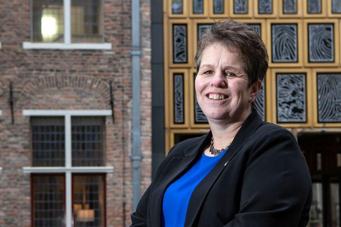 Deventer wethouder Financiën Liesbeth Grijsen.