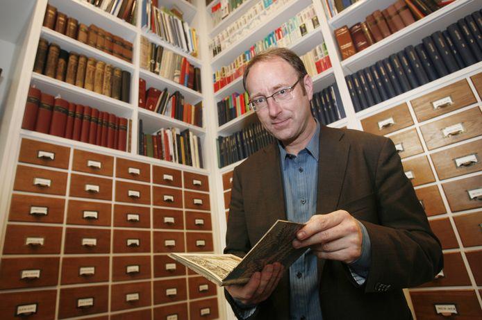 Garrelt Verhoeven, directeur van het Deventer Verhaal.