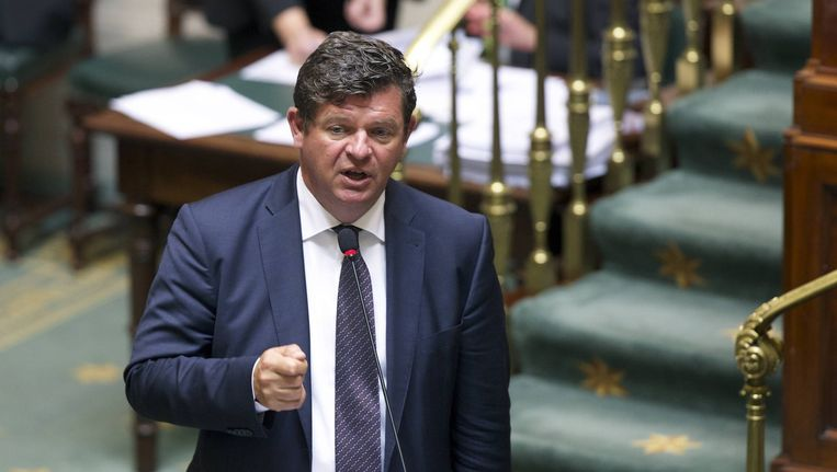 Staatssecretaris Bart Tommelein.