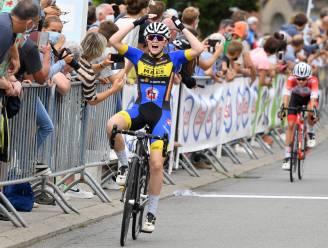 """Ella Heremans Belgisch kampioene bij de meisjes nieuwelingen: """"In deze categorie won ik nooit eerder"""""""