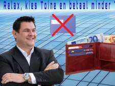 Crypto-ondernemer Toine Aarts uit Eindhoven richt boerenpartij op