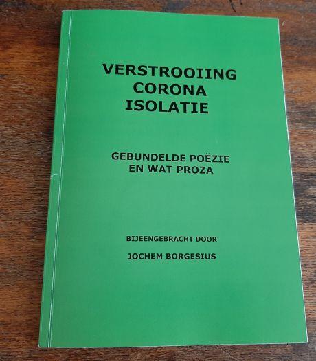 Wageninger Jochem Borgesius maakt coronabundel: 'met poëzie en wat proza coronatijd doorkomen'