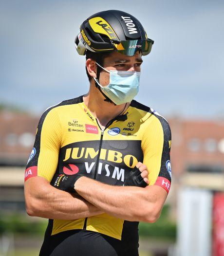 Wout van Aert aast op geel in Tour, ook al is hij geen kopman: 'Ik begrijp dat er 'issues' kunnen zijn'