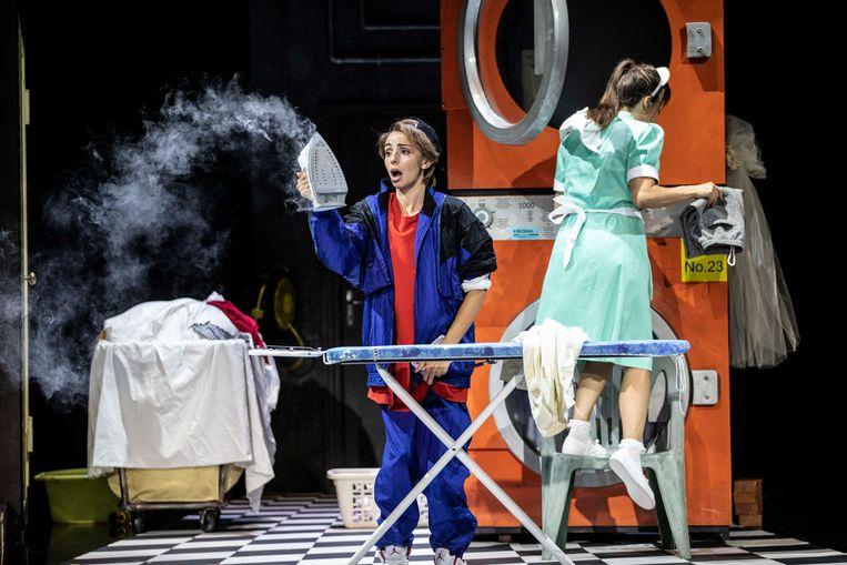 Le nozze di Figaro in de regie van Lotte de Beer.  Beeld Jean-Louis Fernandez