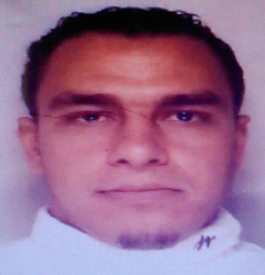 Aanslagpleger Mohamed Lahouaiej Bouhlel.