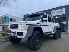Te koop in Nederland: monsterlijke über-Benz voor 850.000 euro
