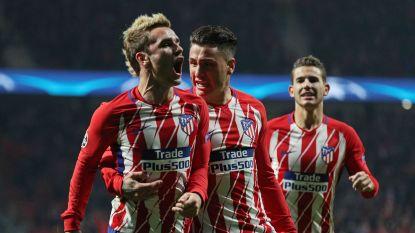 Carrasco en Atlético grijpen tegen Nainggolan laatste strohalm dankzij wereldgoal Griezmann